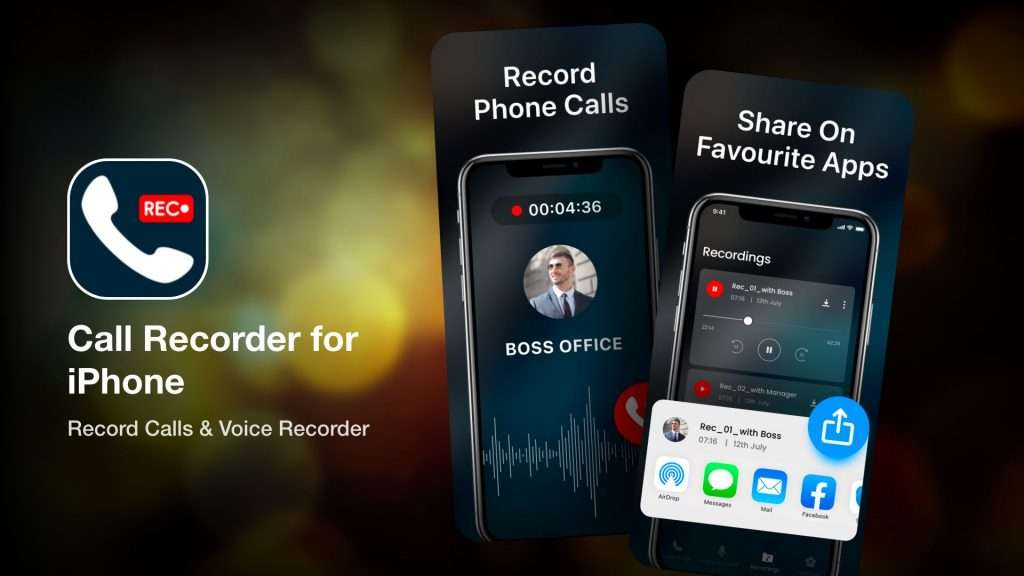 Call Recorder for iPhon