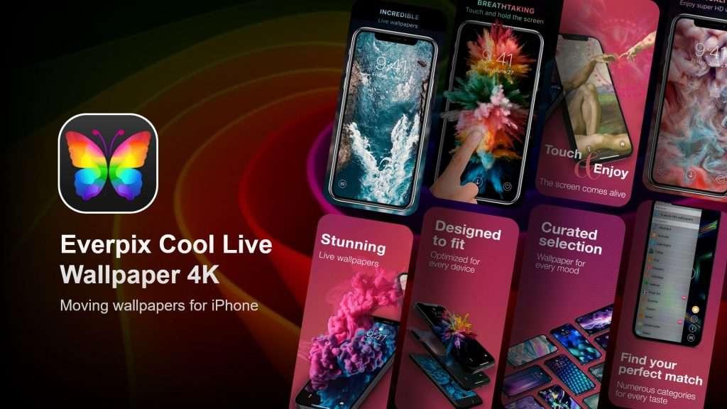 Everpix Cool LiveWallpaper 4K