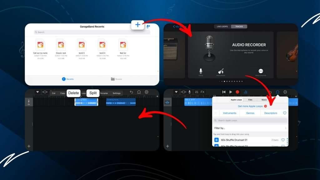 How to make custom iPhone ringtones without iTunes_GarageBand_01