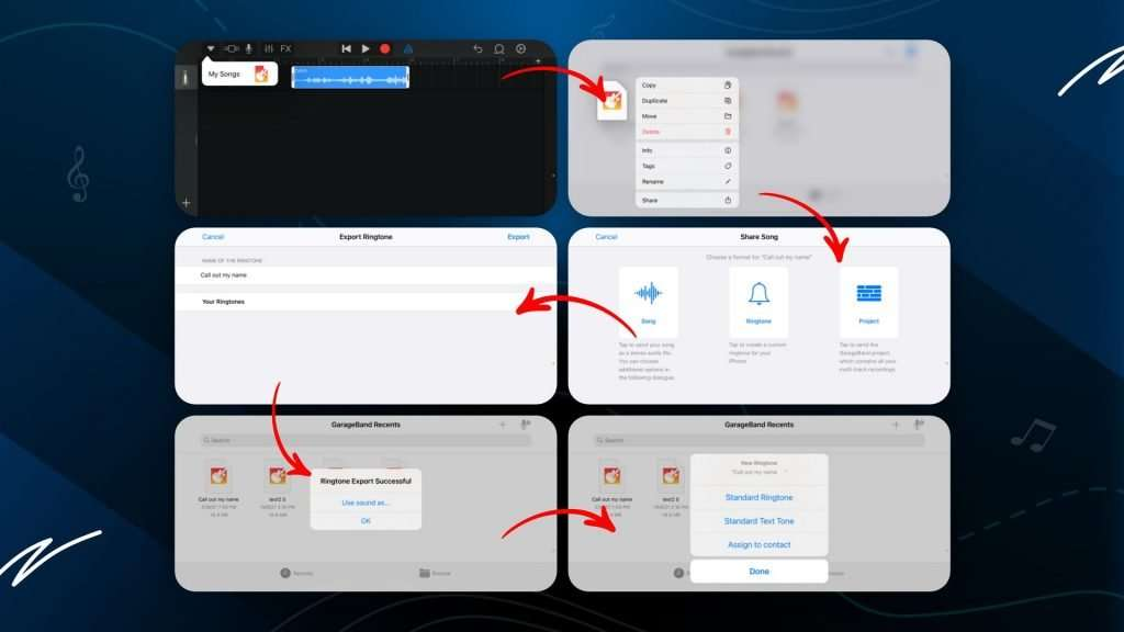 How to make custom iPhone ringtones without iTunes_GarageBand_02