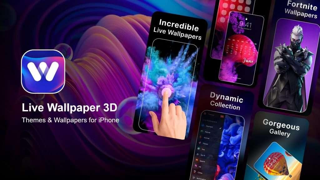 Live Wallpaper 3D