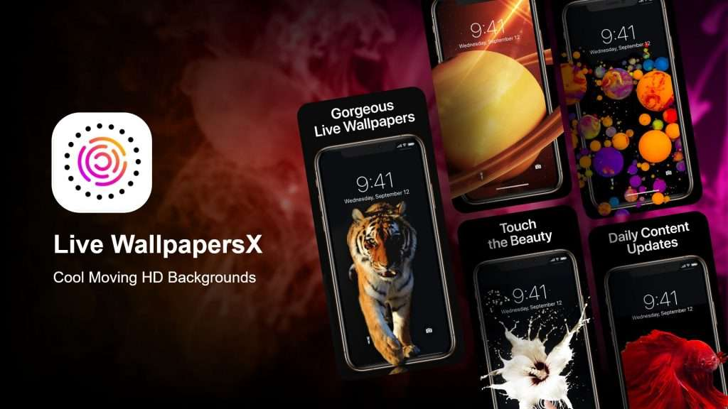 Live Wallpapers X