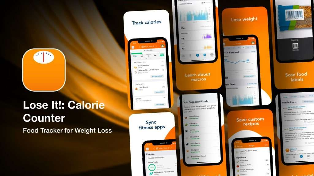 Lose It! – Calorie Counter-weight loss tracker apps for iPhone
