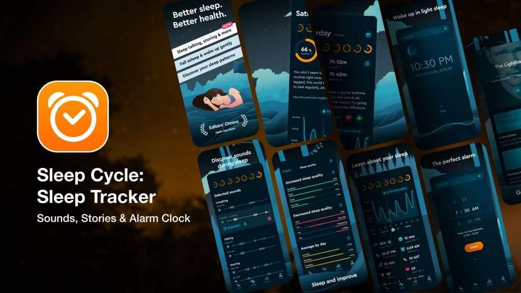 Sleep Cycle - Sleep Tracker-sleep apps for insomnia