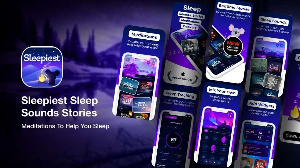 Sleepiest SleepSounds Stories