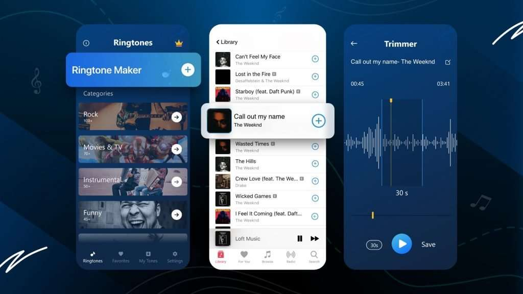 how to make custom ringtones for iPhone without iTunes