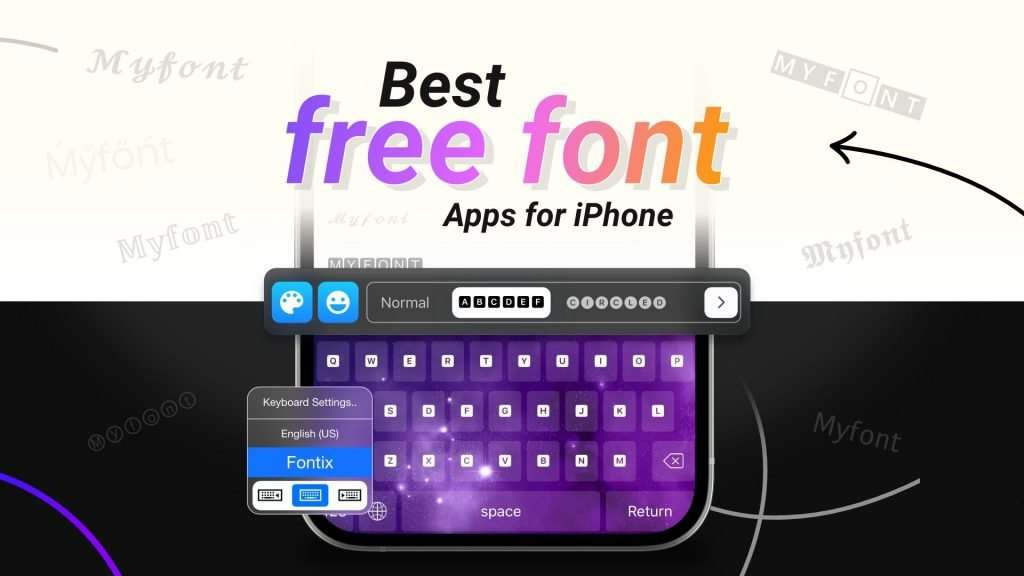 11 Best Free Font Apps for iPhone in 2021