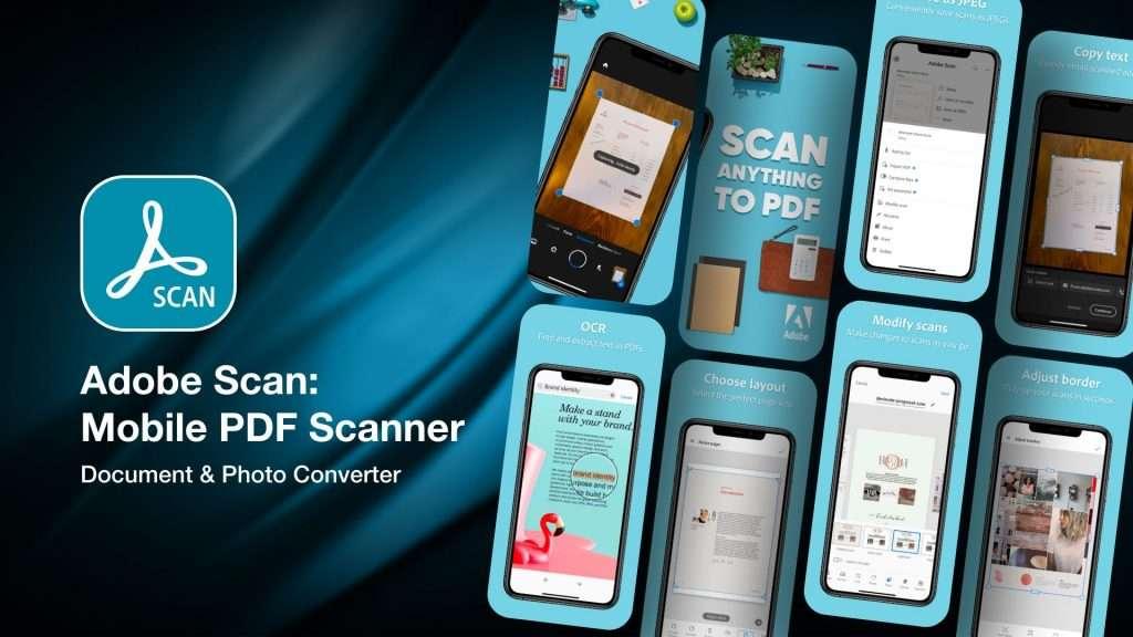 Adobe Scan Mobile PDF Scanner