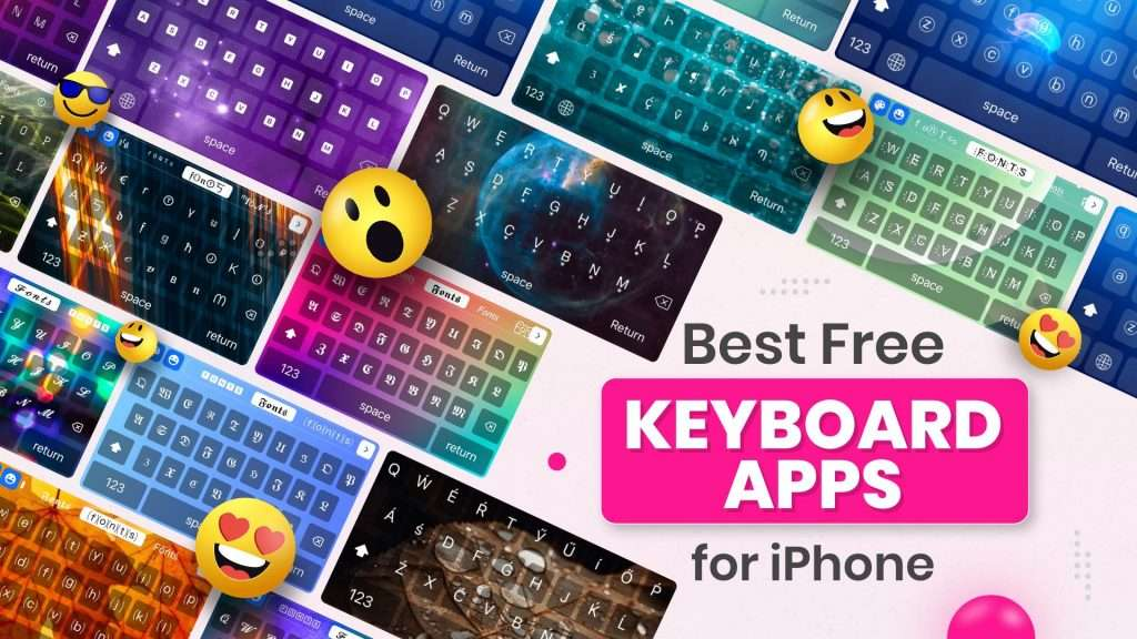 Best Free Keyboard Apps for iPhone