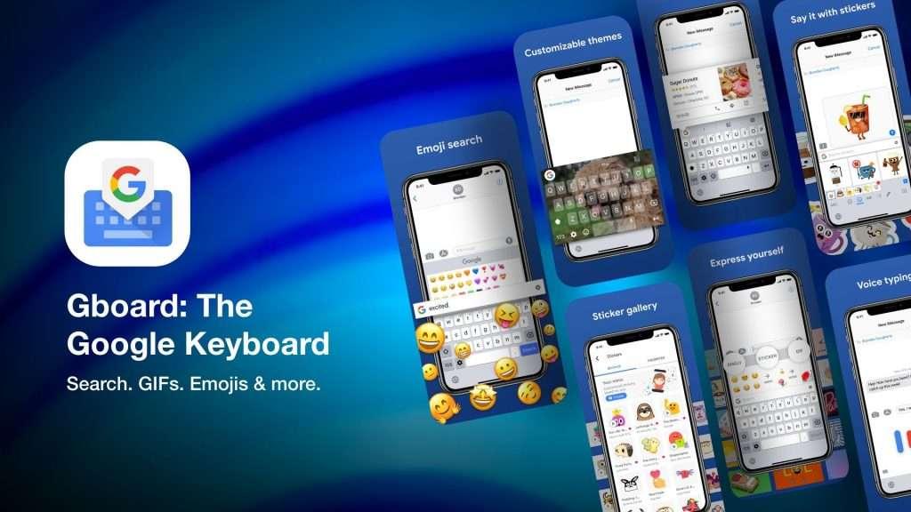 Gboard TheGoogle Keyboard