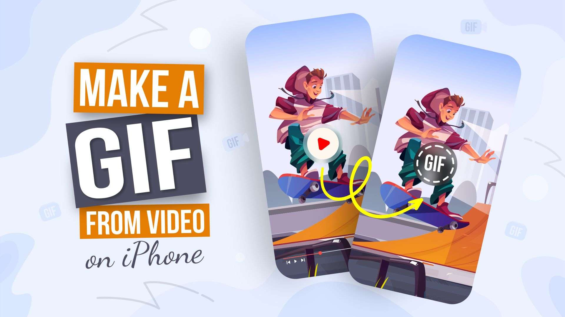 How to Make a GIF from a Video on iPhone