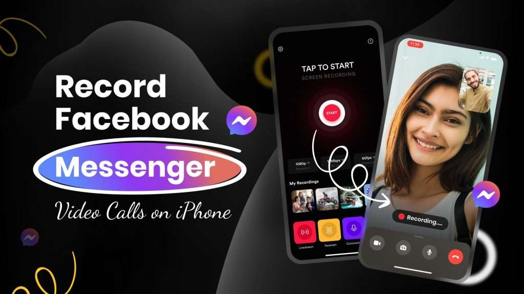 How to Record Facebook Messenger Video Calls on iPhone