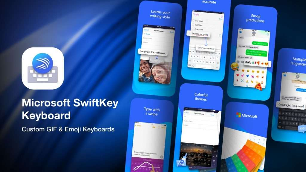 Microsoft SwiftKey Keyboard