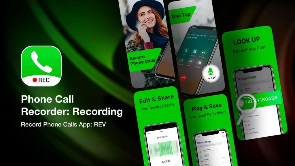 Phone Call Recorder-Recording