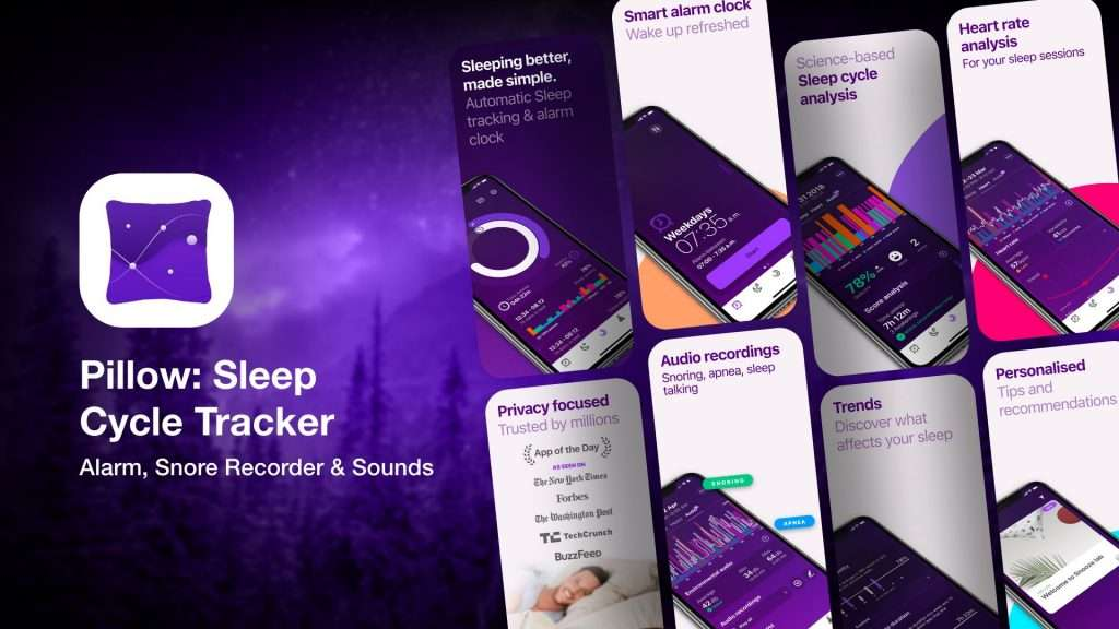 Pillow Sleep Cycle Tracker