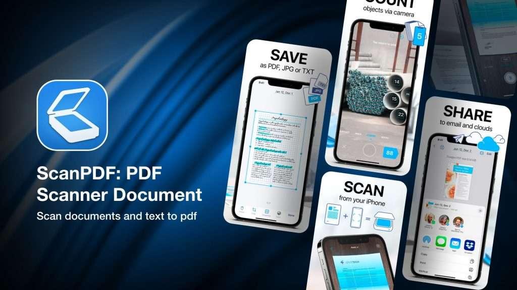 ScanPDF PDF Scanner Document