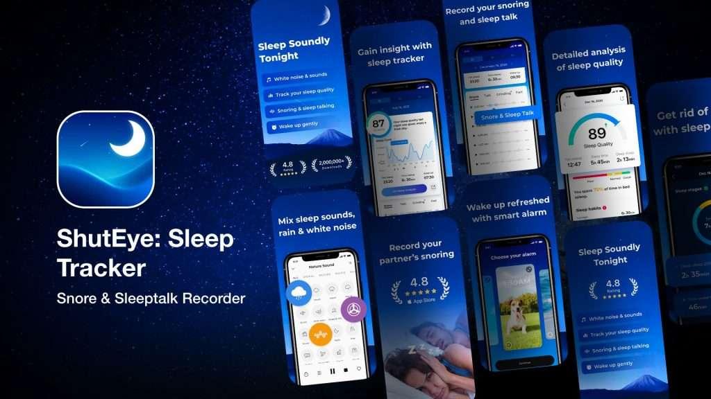 ShutEye Sleep Tracker