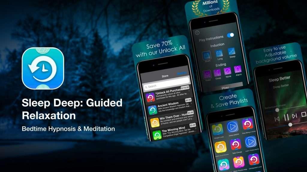 Sleep Deep - Guided Relaxation