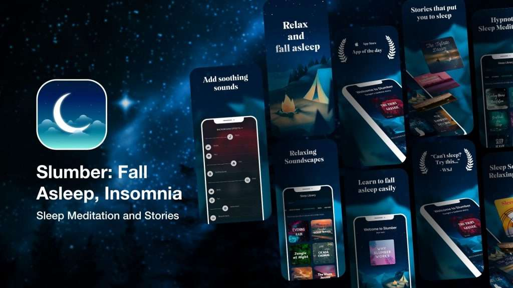 Slumber Fall Asleep, Insomnia