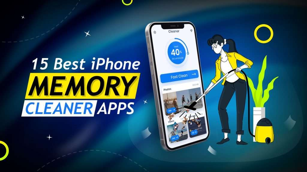 best iPhone memory cleaner – 1