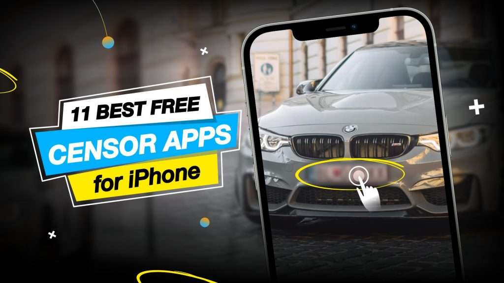 Best free censor apps for iPhone